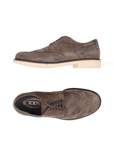 finest selection 66562 5da6a Tod s Men Laced Shoes on YOOX. The best online selection of Laced Shoes  Tod s.