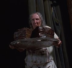 Chocolate cake from Matilda. I have craved this cake for so many years. Its fudgy and almost gelatinous. Yummmm- TM