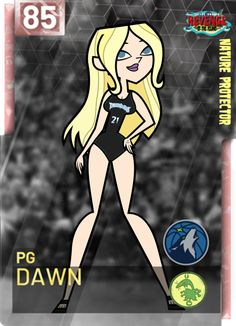 Collab with for NBA TD Girl.me/dclnazf Characters: Dawn from Total Drama Program: Xara and Photoshop Dawn (Total Dr. Cartoon Movie Characters, Cartoon Tv Shows, Anime Shows, Fictional Characters, Girl Cartoon, Cartoon Art, Lilo And Stitch Quotes, Total Drama Island, Drawings Of Friends