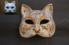 Bioshock Cat Splicer Inspired Mask Y2sVWKo3