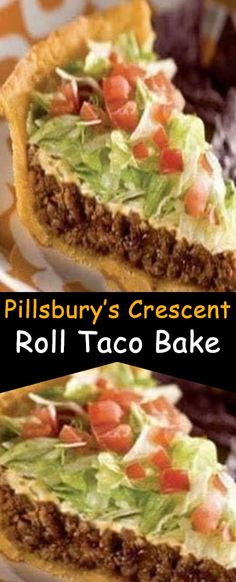 Get a sneak peek into what people are dreaming about for the year ahead in the DWPALF Search. Discover more every day. Cresent Roll Taco Bake, Crescent Roll Appetizers, Cresent Rolls, Pillsbury Crescent Recipes, Pillsbury Rolls, Baked Tacos Recipe, Recipes Appetizers And Snacks, Inspiration, Small Bedrooms