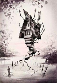 180 Ideas De Dibujos Tinta China En 2021 Dibujos Dibujos Tinta China Pinturas