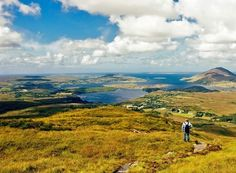 View over Connemara National Park, Ireland | 10 places you Must Visit in Ireland