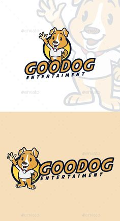 Retro Vintage Dog Character Mascot Logo - Animals Logo Templates Get it now!! #logo #designlogo #logos #logodesign #logopremium #brand #branding #business #company #abstract #creative #mascot #designoflogo #thelogo #thedesign #logotemplate #print #logocompany #logoesport #logoanimal #logoabstract #envato #envatomarket #graphicriver #premiumdesign #creativemarket #freepik #shutterstock #behance #dribbble