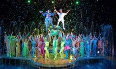 """Groupon - Ticket für die Wunder-Wasser-Show """"Circo Aquatico"""" vom 05. bis 15…"""