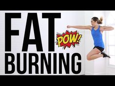 Ultimate Fat Burn Workout | 5 Moves to Your Fittest Body - YouTube