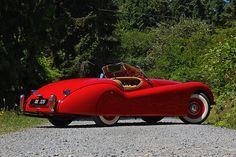 Jaguar XK 120 Jaguar Sport, New Jaguar, Jaguar E Type, Jaguar Cars, Classic European Cars, Classic Cars, Vintage Sports Cars, Vintage Cars, Convertible