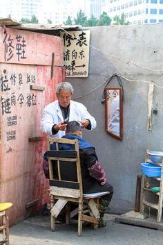 上海印象 - 黃鐸 Shanghai old city life - China
