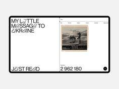 Ui Design, Ukraine, Messages, App, Reading, Roman, Website Ideas, Apps