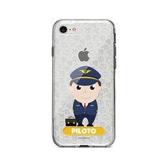 Case - El case del piloto, encuentra este producto en nuestra tienda online y personalízalo con un nombre o mensaje. Phone Cases, Store, Messages, Phone Case