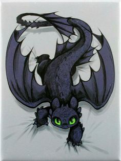 How to Train Your Dragon Toothless on the Prowl Magnet How To Train Dragon, How To Train Your, Toothless Tattoo, Toothless Drawing, Toothless And Stitch, Baby Toothless, Httyd, Hiccup, Dragons