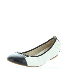 HUESTELLE Soft leather ballet flat. Leather upper and lining. $62.97 www.ishoes.com.au #ishoes #flats #fashion #shoes