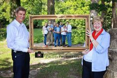 Great family photo ideas for grandparents.