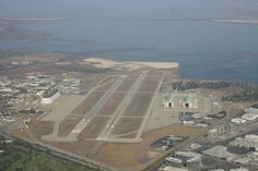 Moffett Federal Airfield , also known as Moffett Field, is a joint civil-military airport located in an unincorporated part of Santa Clara County between southern Mountain View and northern Sunnyvale, California, USA. On November 10, 2014, NASA announced that it would be leasing the airfield to Google for 60 years.[1]