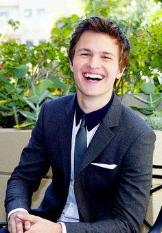 ansel elgort home alone текст