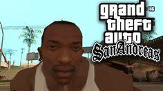 História do Personagem: CJ ( GTA San Andreas )