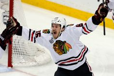 Andrew Shaw. #Game2 #StanleyCup
