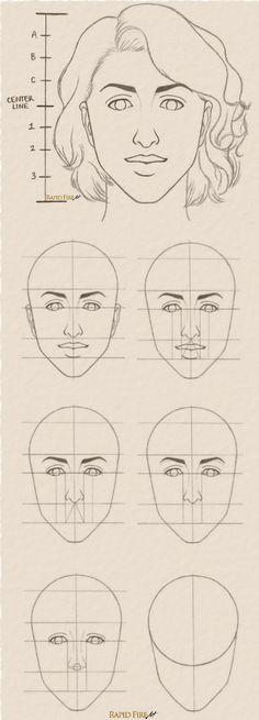 Tutorial: How to draw Female Face Step by Step See full tutorial here: http://rapidfireart.com/2017/03/03/how-to-draw-a-female-face/ Quem faz parte do mundo da fotografia sabe que um dos materiais mais procurados e comuns para imprimir é o Canvas. Para quem não está familiarizado com este material, o Canvas é um tecido simples, extremamente durável, usado para fazer telas para quadros, tendas, toldos, mochilas e outros itens para os quais é necessária alguma robustez. >>> VEJA ESTE LINK…
