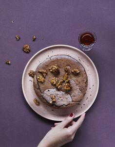Gâteau chocolat-café à la poudre d'amande pour 4 personnes - Recettes Elle à Table
