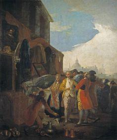 A Fair in Madrid 1779