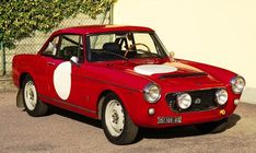 1961 FIAT 1500 OSCA Coupé Pininfarina Fiat Abarth, Dirt Track, Rally Car, Cars And Motorcycles, Vintage Cars, Classic Cars, Racing, Fan, Vehicles