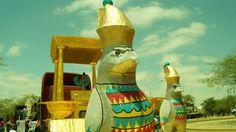 Ancient Egypt Eagle.