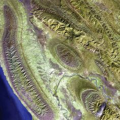 Earth as Art: NASA releases book of stunning satellite images