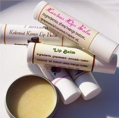 Best lip balm ever!