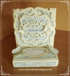 Ellys Card Corner: Handkerchief Box