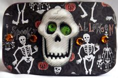 Halloween tins by hordemother - Cards and Paper Crafts at Splitcoaststampers