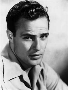 top movie stars of the 40's and 50's - Marlon Brando