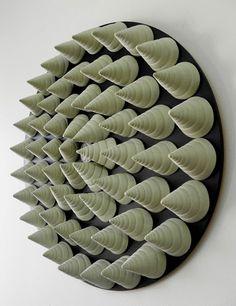 Pınar Baklan Onal Ceramic Artists, White Walls, Sculpture, Pottery, Plates, Tableware, Diy, Painting, Photography