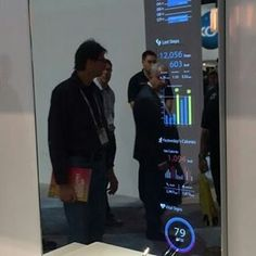 Smart Mirrors - Order the mirrorby itself and combine it with anymonitorand Rasberry Pi or PC to make your own smart mirror. VanityVision glassis the cutting edge of smart mirrortechnology allowing flawless clear text and 4k graphics through the tint-free mirror.Combine itwith other technologies such as touch overlay the Raspberry Pi Intel ComputeStick and Amazon Echo to enable touch capability gesture control and voice recognition. The mirroris 70% reflectivefunctioning exactlylike…