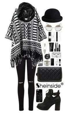 """""""SheIn 6"""" by scarlett-morwenna ❤ liked on Polyvore featuring Wet Seal, Miss Selfridge, Pieces, Forever 21, Christian Dior, NARS Cosmetics, Aesop, Urbanears, Pop Beauty and Stila"""