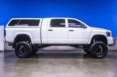 BEASTLY lifted Mega cab Cummins Diesel 2008 Dodge Ram 2500 4x4 Truck For Sale | Northwest Motorsport