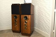 Dynaudio Consequence loudspeakers
