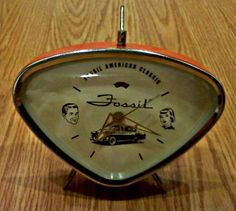 Fossil vintage alarm clock More pins under www.supondo.com