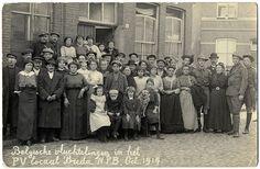 Vluchtelingen in Breda
