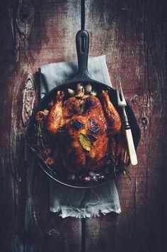 BBQ chicken.