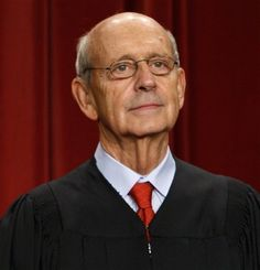 In the interview, US Supreme Court Justice Stephen Breyer talks about the literature that has influenced his thinking. It's an enlightening discussion of how literature is indeed relevant in the 'real' world.