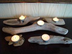 Kreatywne podstawki pod świece