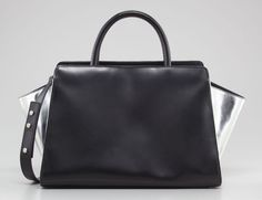 Z Spoke Zac Posen Eartha East-West Tote... have this in color block saffiano leather for a WICKED price- $279 !!!