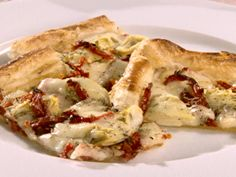 Tomato and Artichoke Tart from FoodNetwork.com