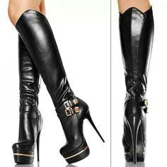 Cat woman boots
