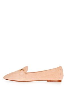 Topshop Softy Loafers with a little luxe looking horse-bit thingy