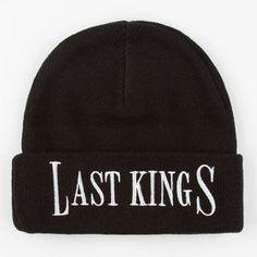 c28d53d1be7 LAST KINGS OG Tut Beanie - BLACK - OGTUTBEANIEBLK. King HatMens ...