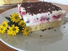 Vanilla Cake, Tiramisu, Ethnic Recipes, Desserts, Food, Sheet Cakes, Raspberries, Dessert Ideas, Food Food