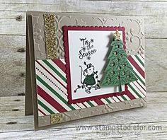 Sunday Sketches SS006 - Merry Mice Stamp Set