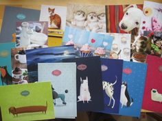 postcards from Postallove (online)