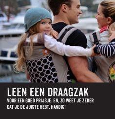 Leen een draagzak in Amsterdam